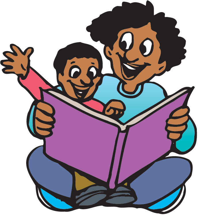 Buddy Reading Clipart - ClipArt Best