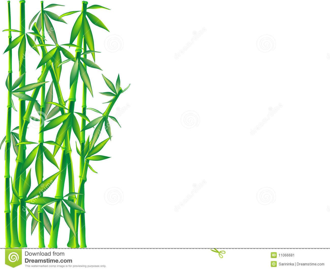 Bamboo Art Design : Free bamboo clip art border clipart best