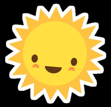 Cute Cartoon Sun - ClipArt Best