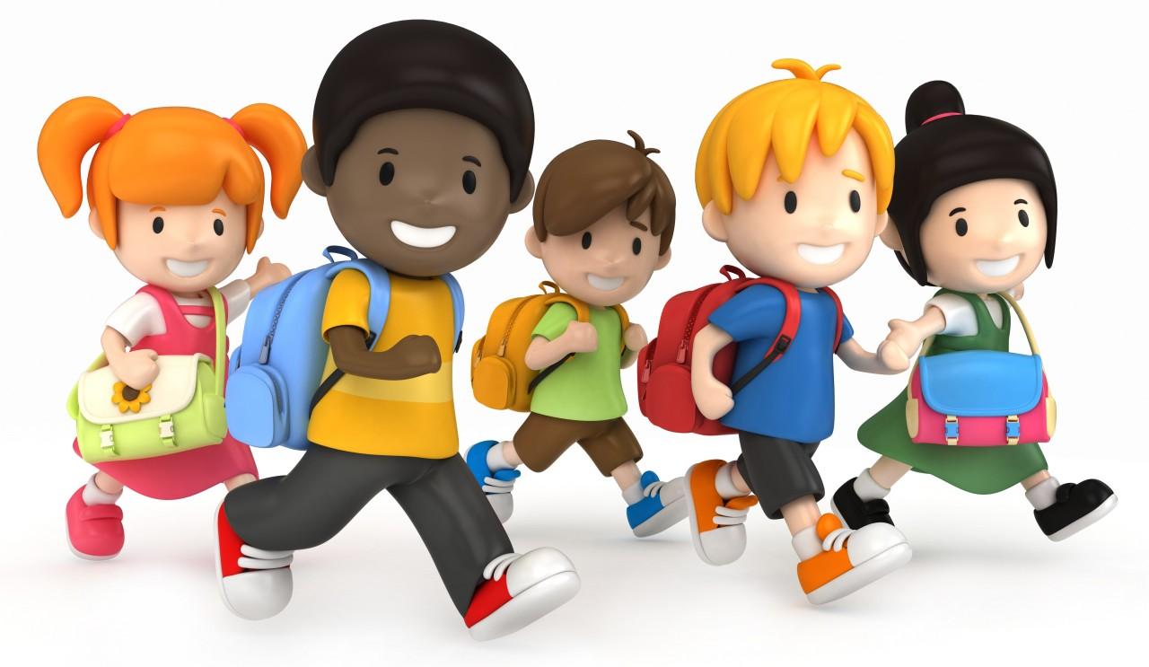 children at school clipart - photo #44