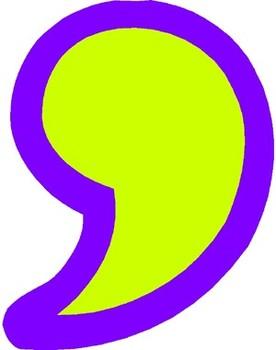 Comma Clip Art - ClipArt Best - ClipArt Best
