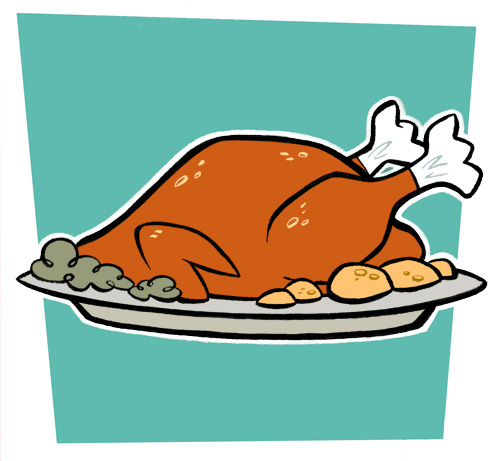 cooked turkey cartoon clipart best Cooked Turkey Clip Art Black and White cooked turkey clipart black and white
