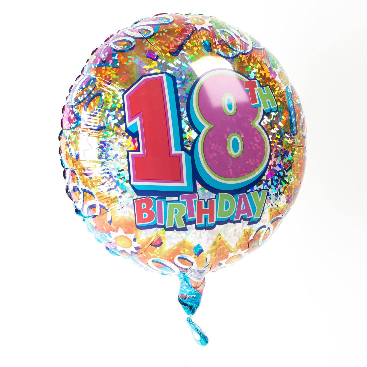 Shop by Product - Balloons - '18th Birthday' Balloon Box (00 ...
