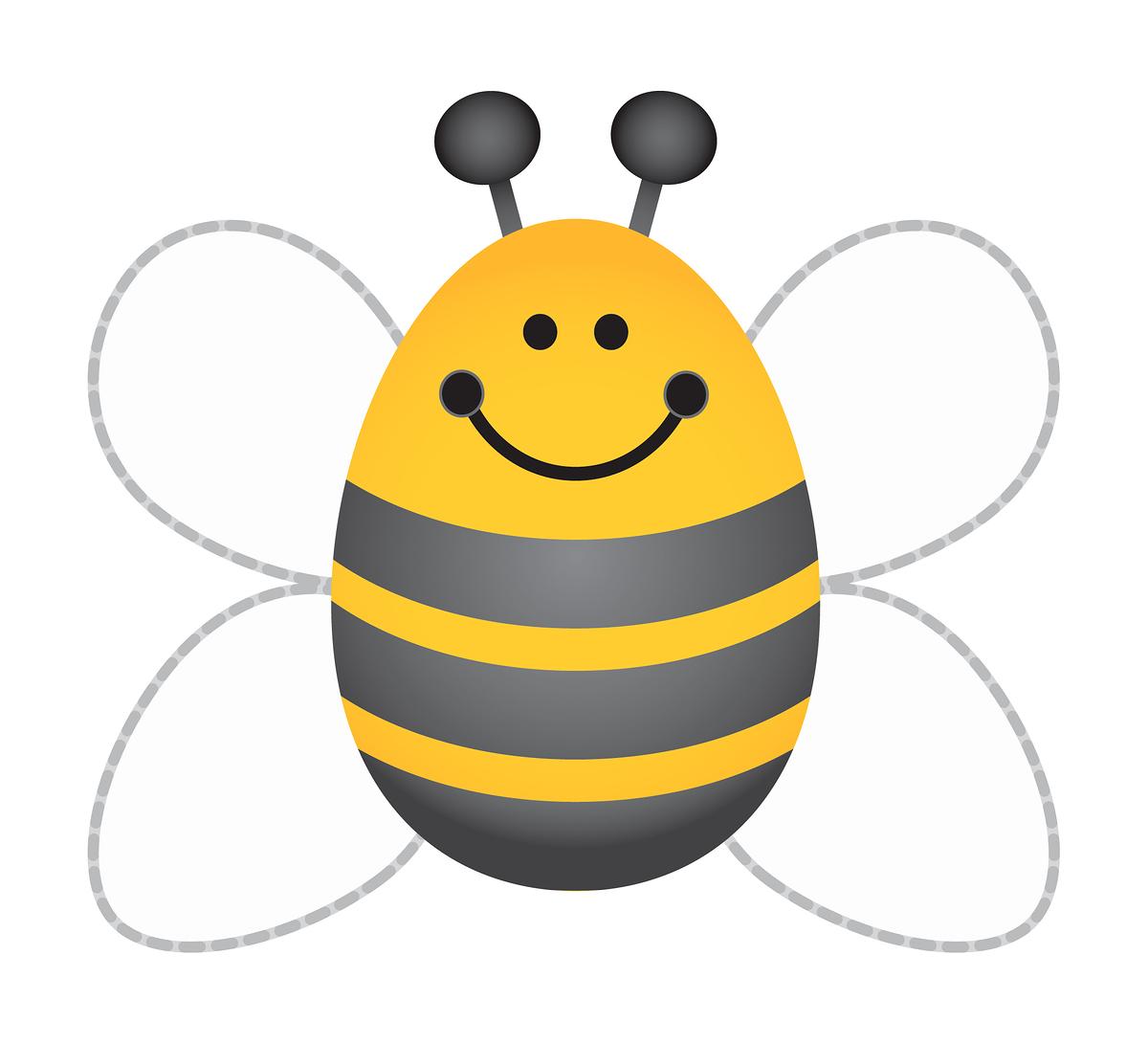 bee clip arts