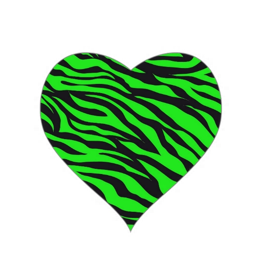 Lime Green Hearts Clipart Best
