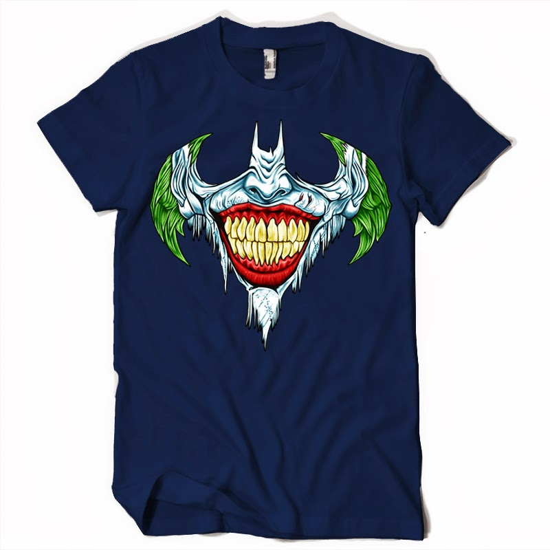 Batman Joker Logo Picture - ClipArt Best