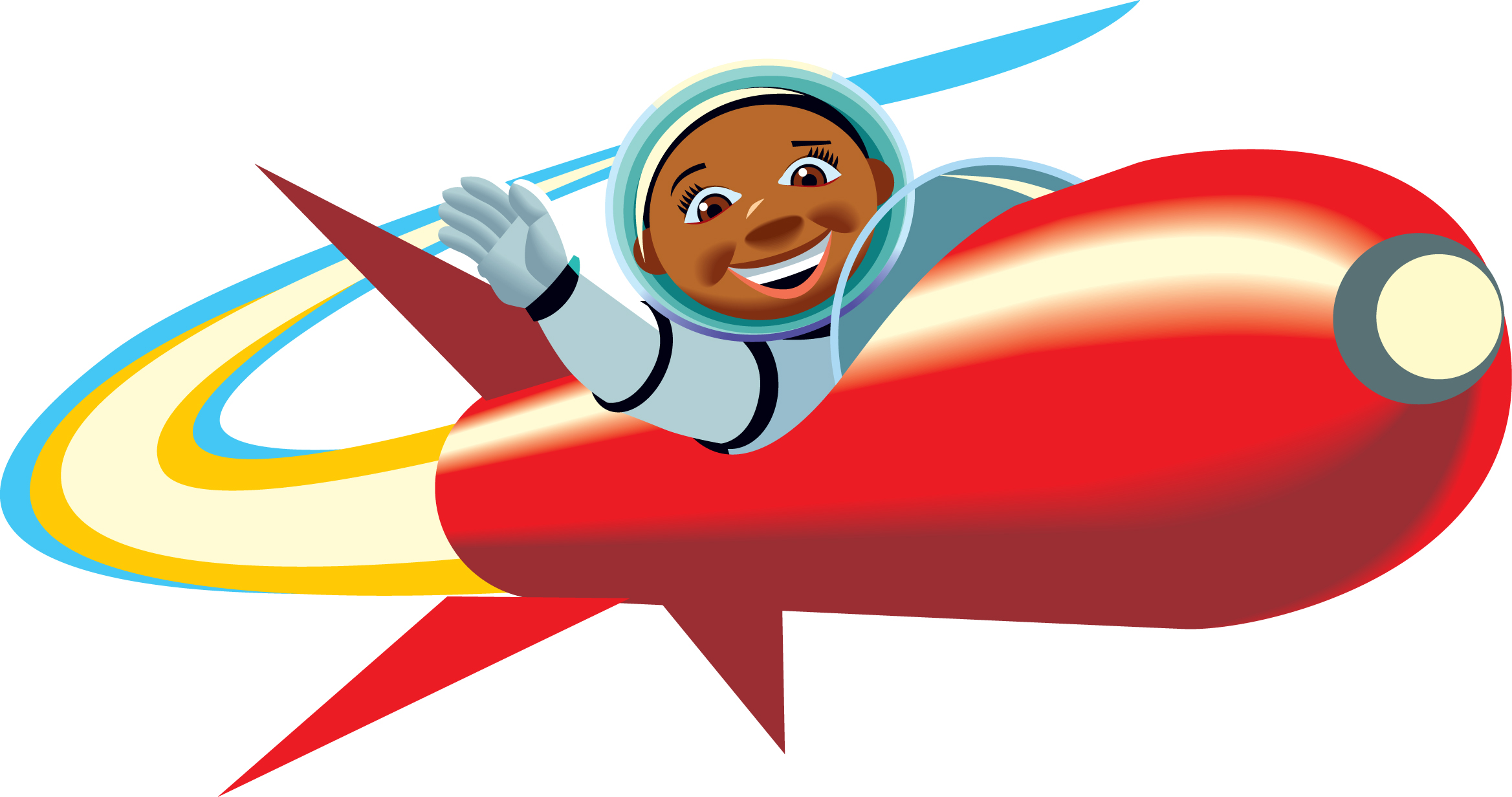 Pictures Of Space Rockets For Kids