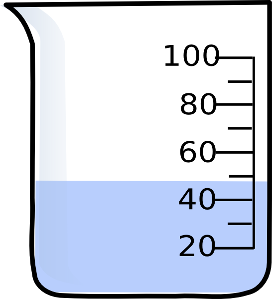 Empty Science Beaker - ClipArt Best
