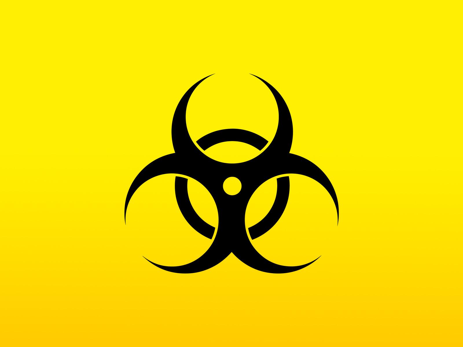 Cool Hazard Symbol - ClipArt Best