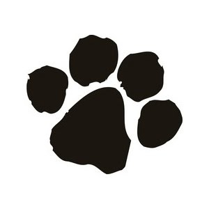 Cat Pawprint - ClipArt Best
