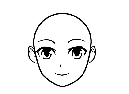 Cute Anime Faces Drawing Step by Step Drawing Cute