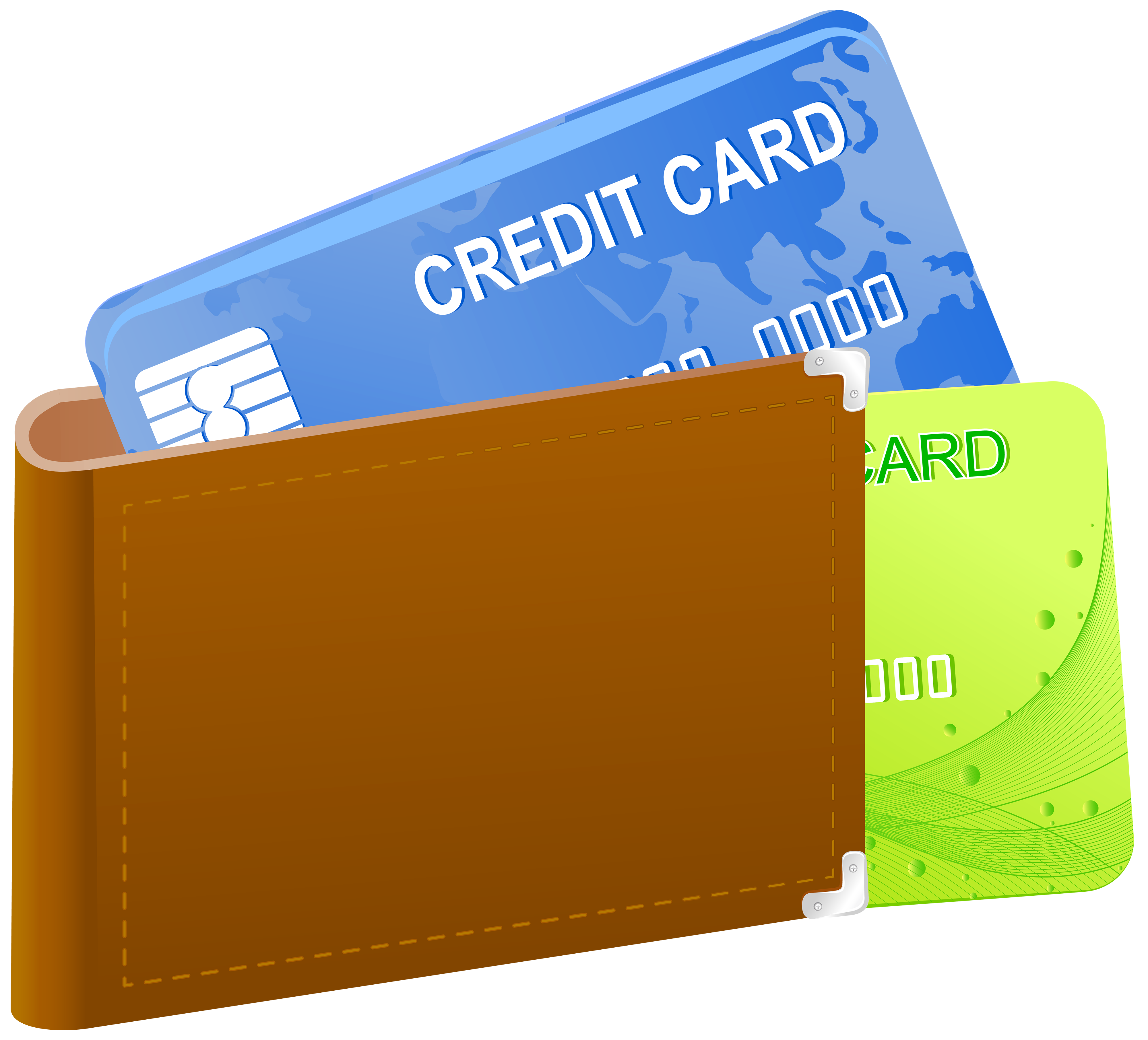 free clip art credit cards clipart best