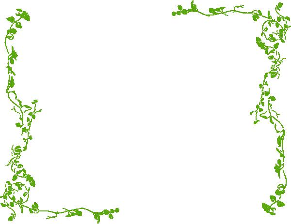 clipart tree branch borders - photo #2