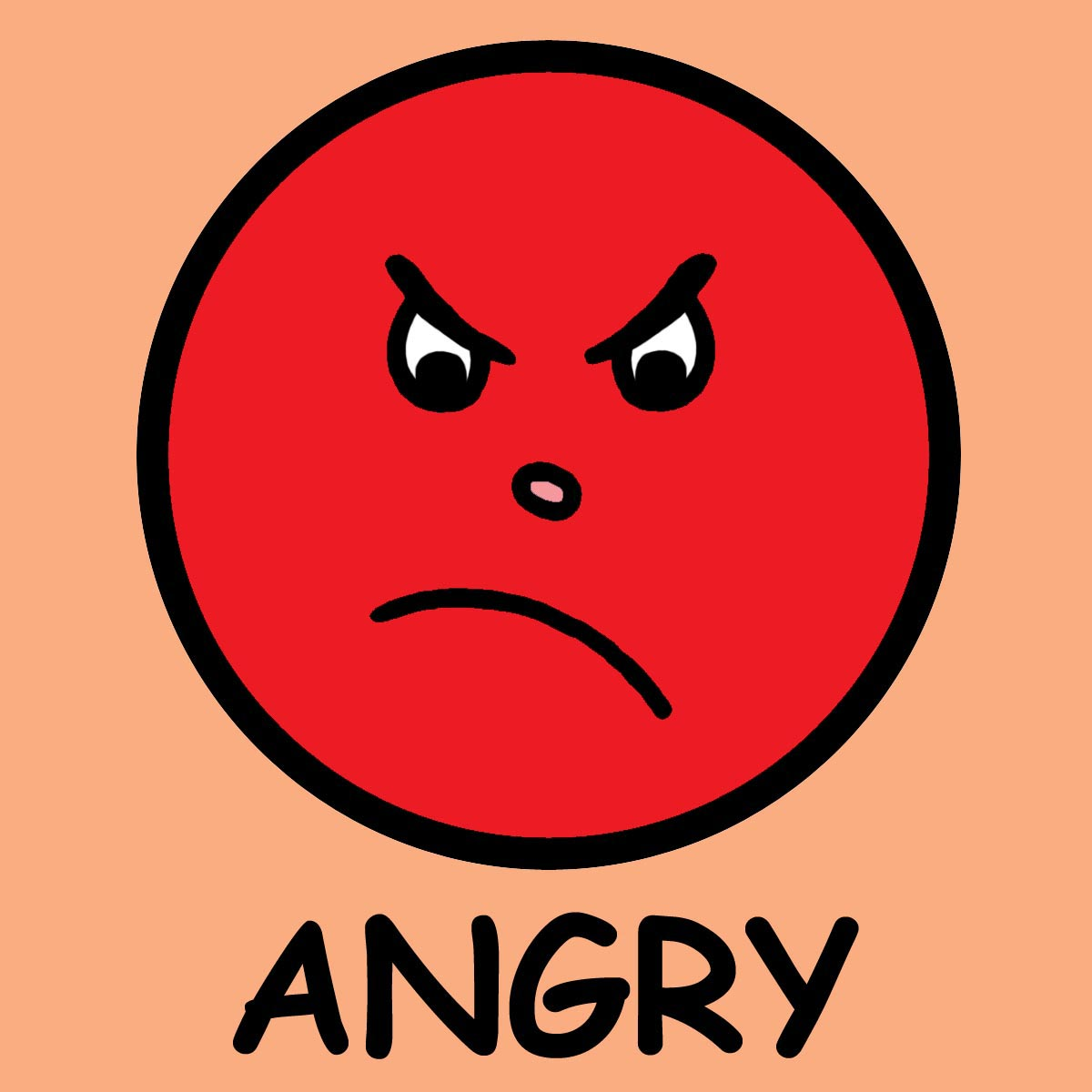 Really Angry Face Emoticon - ClipArt Best - ClipArt Best