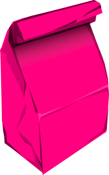 lunch bag clipart - photo #16