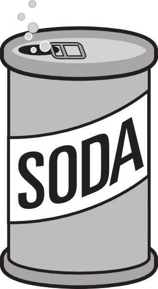 SUPER ANIMAL: Soft drink clipart