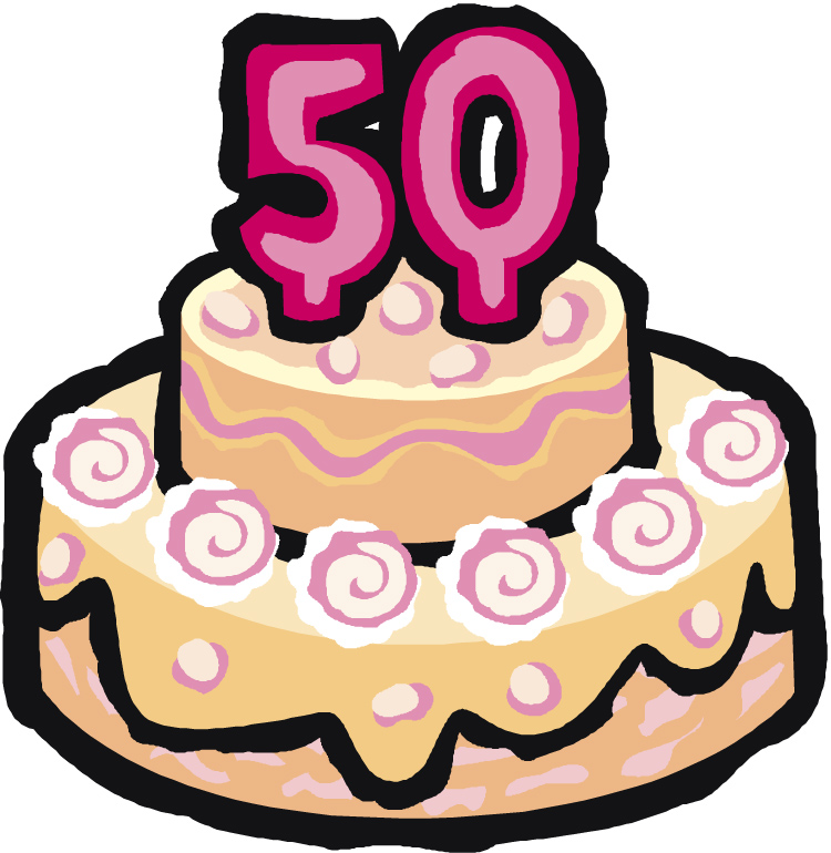 10 funny 50th birthday clip art free cliparts that you can download to ...