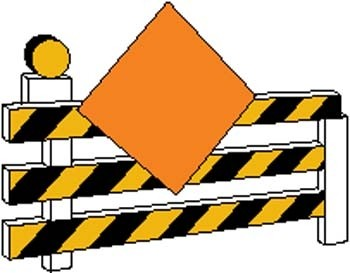 Construction Signs Clip Art - ClipArt Best