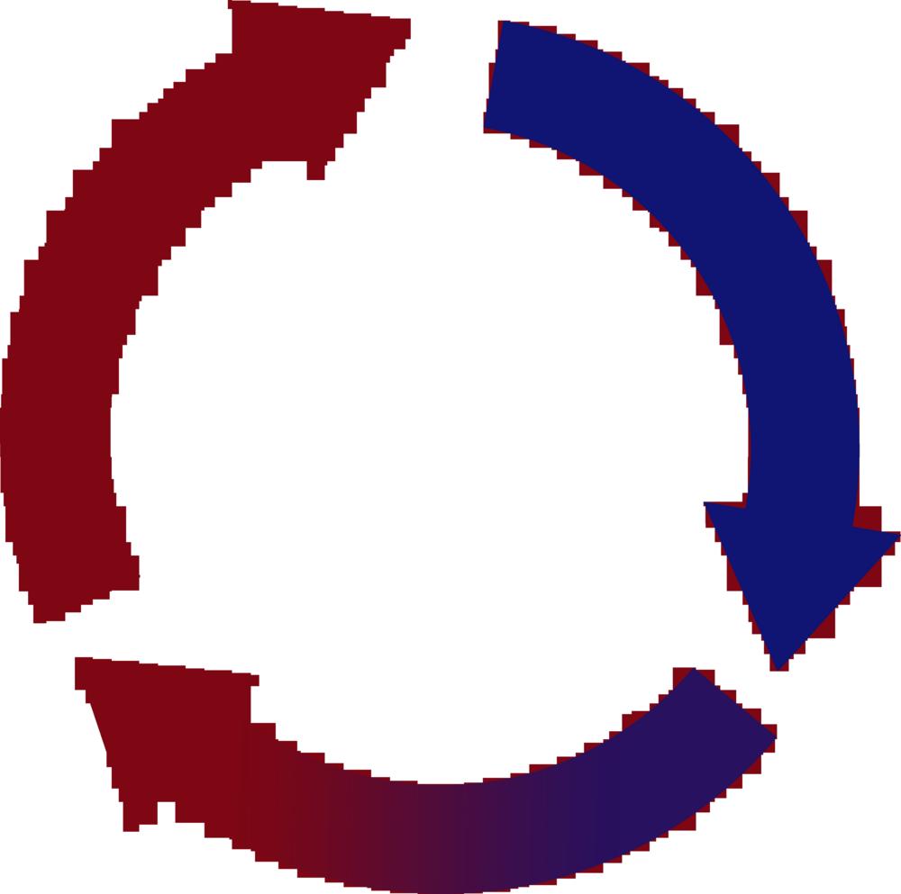 free clipart circular arrow - photo #33