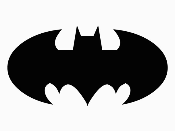 Batman Symbol Template - ClipArt Best