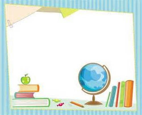 free clip art borders school - photo #23