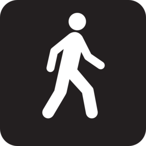 Person Walking - ClipArt Best