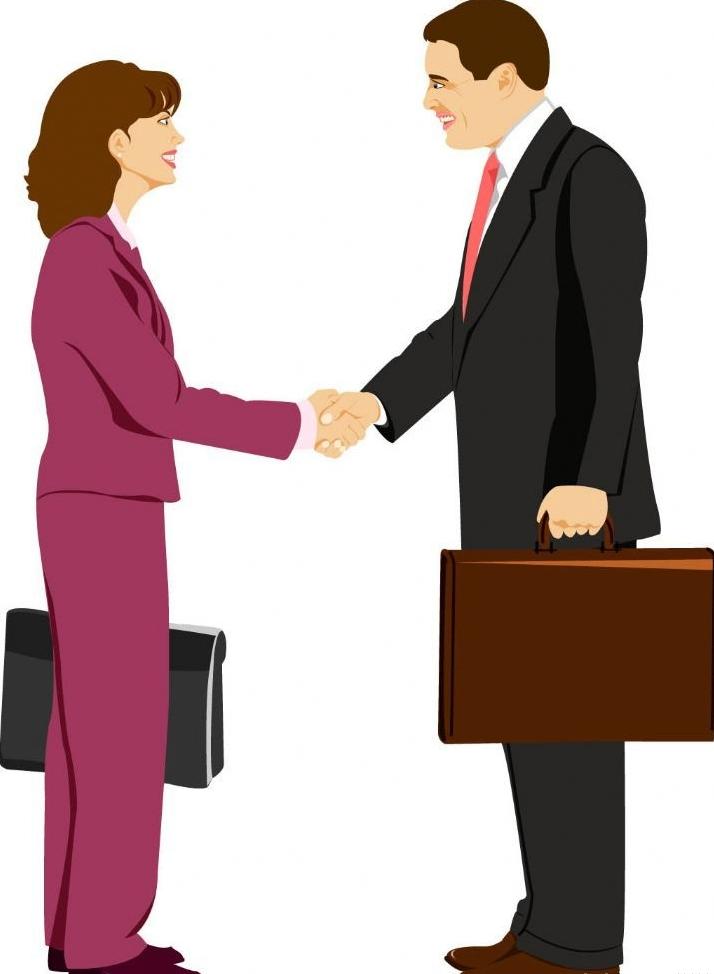знакомства представление обращение в деловой обстановке