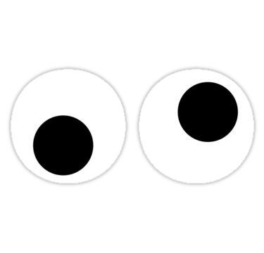 googly eyes clipart hd - photo #35