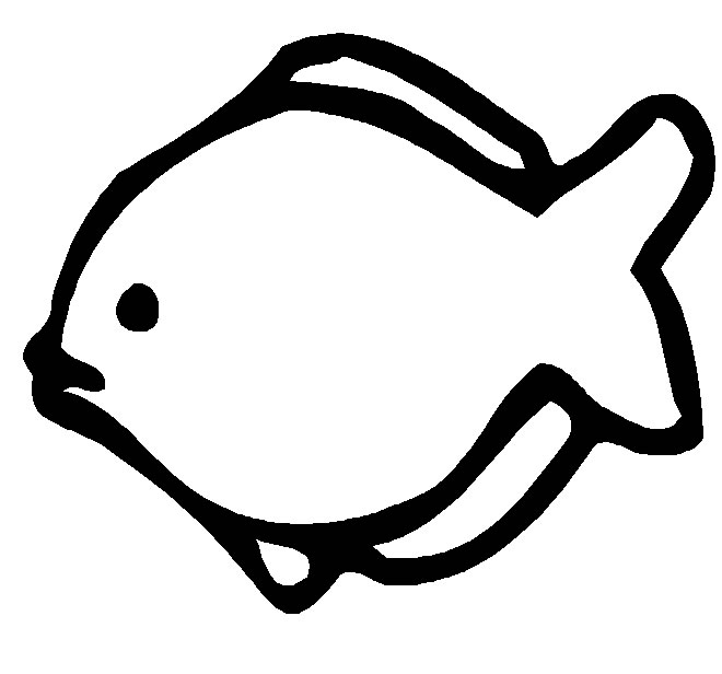 fish coloring pages clipart . Free cliparts that you can download to ...