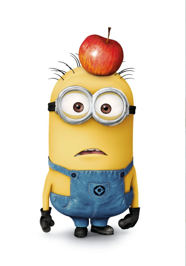 animated minions clipart - photo #32