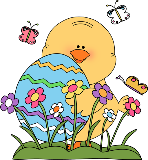 April Spring Clip Art - ClipArt Best