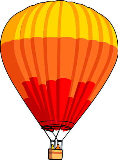 hot air balloon clip art free - group picture, image by tag ...