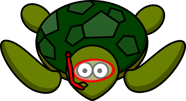 Best Turtle Clip Art #6601 - Clipartion.com