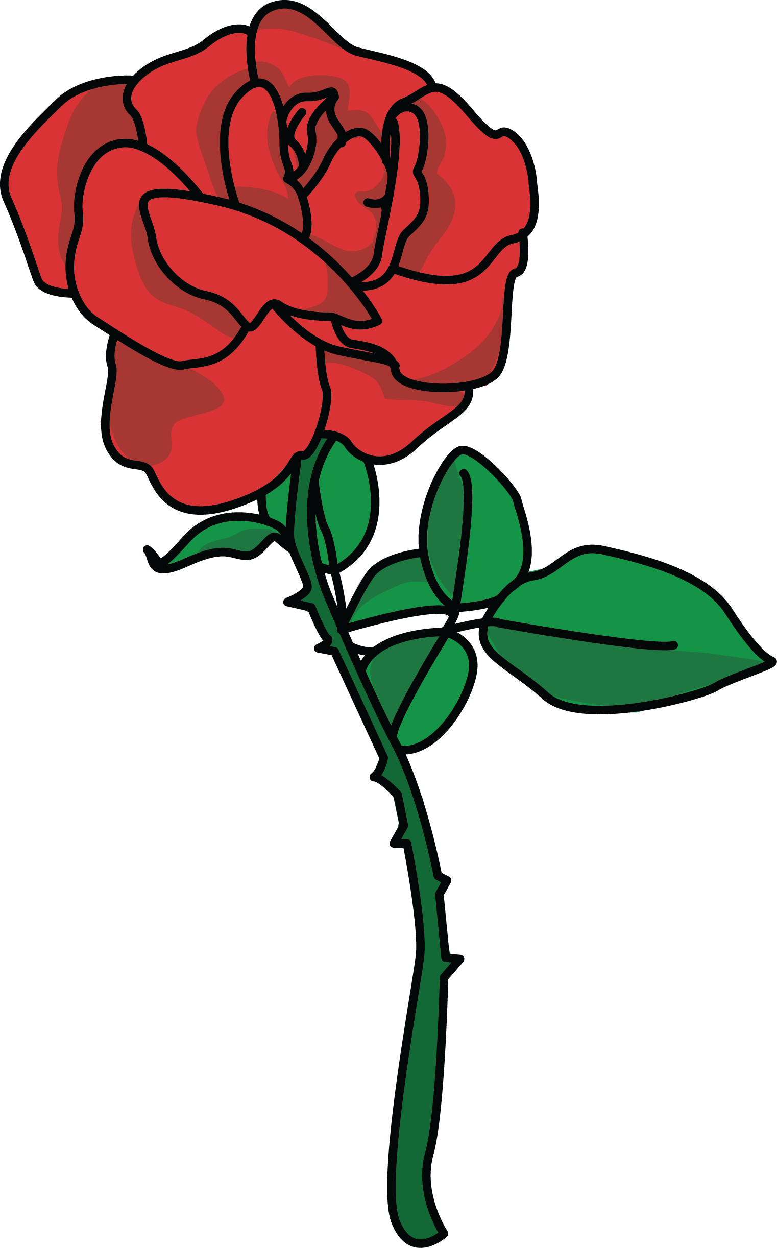 Free Rose Love High Resolution Clip Art | All Free Picture - ClipArt ...