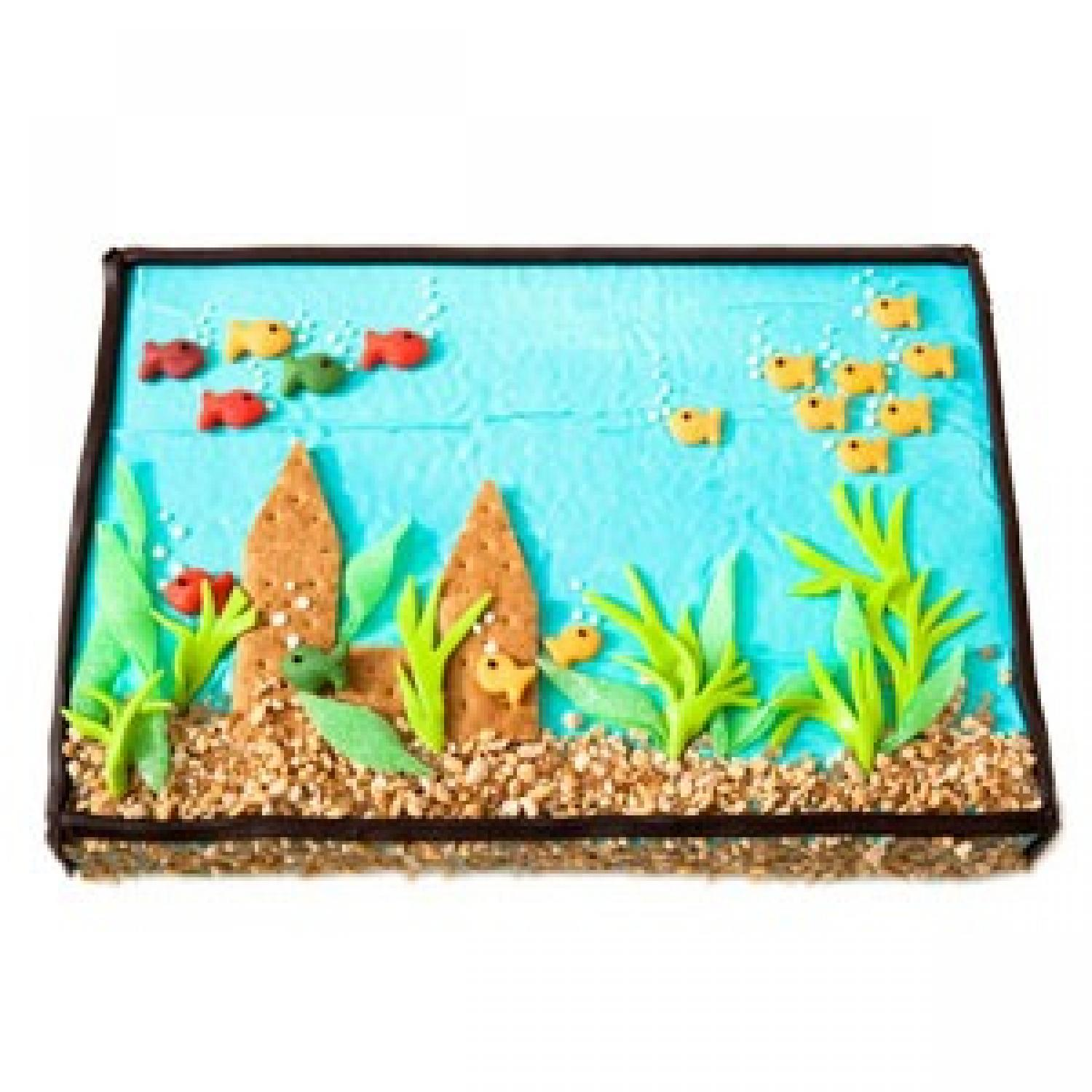 Fish Tank Cake Ideas