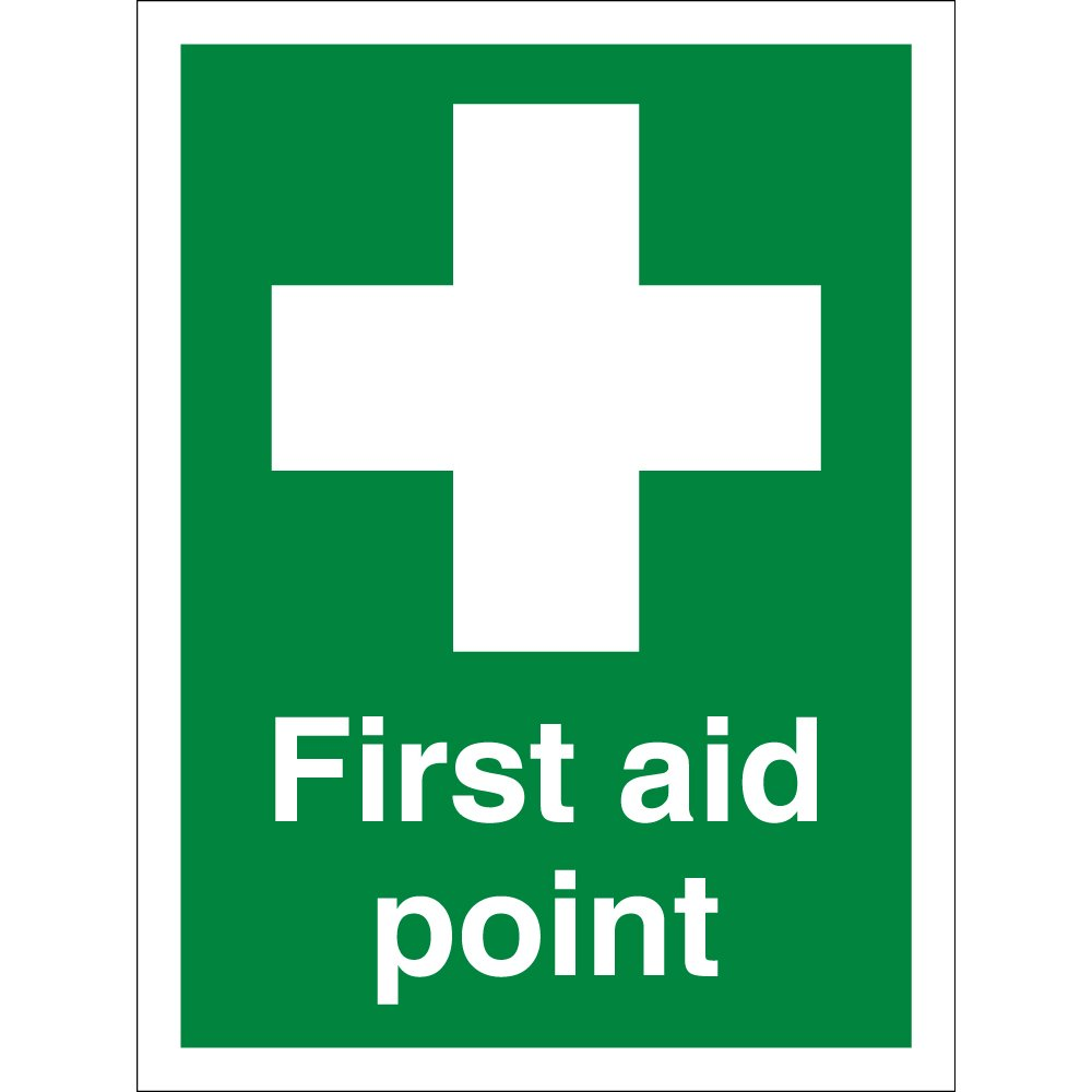 First Aid Signs - from Key Signs UK
