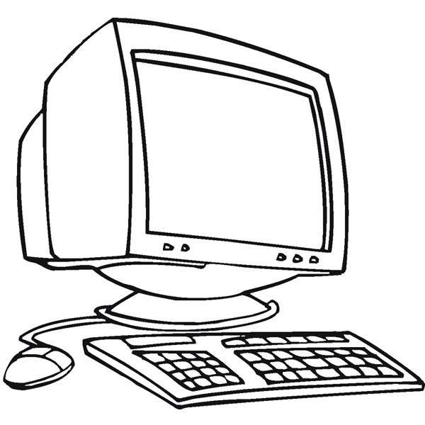 Printable Keyboard For Kids Clipart Best Coloring Pages You Can Color On The Computer For Adults