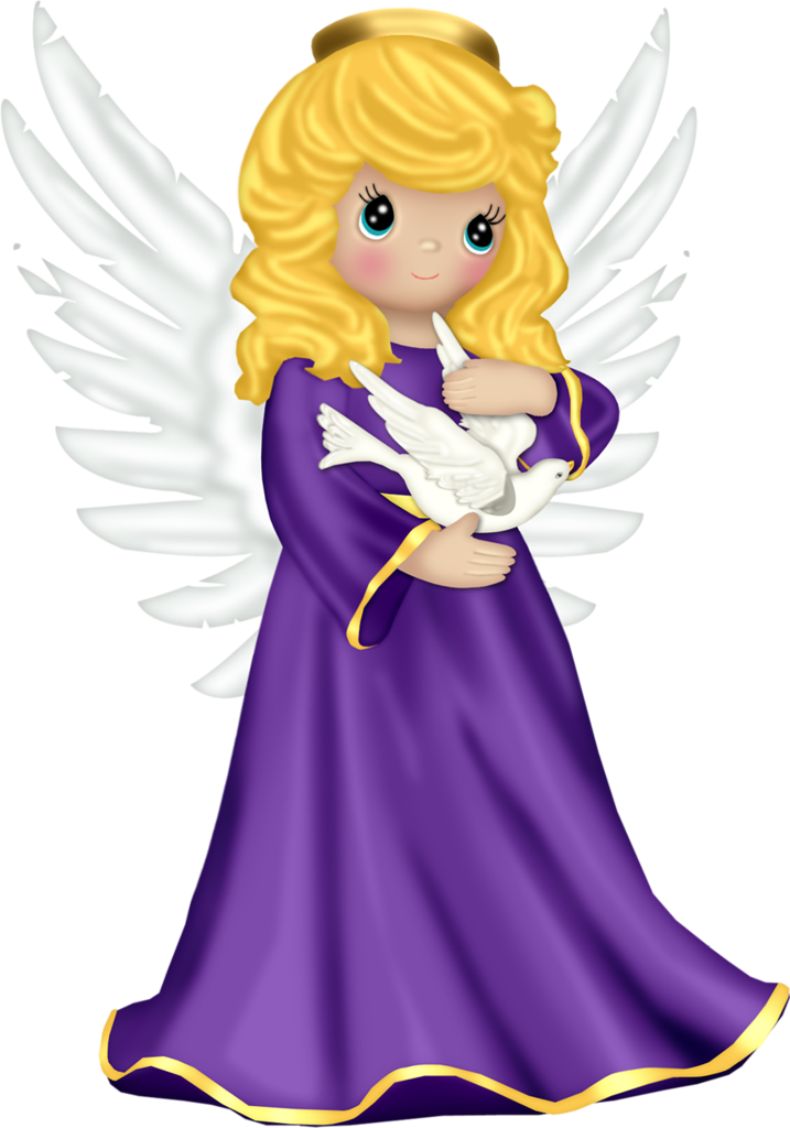 angel clipart angels cute purple christmas cliparts clip robe dove yopriceville transparent jesus library pattern crochet paintings deviantart said paper