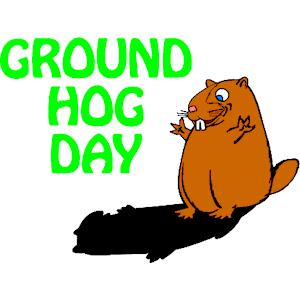 Ground Hog Clip Art - ClipArt Best