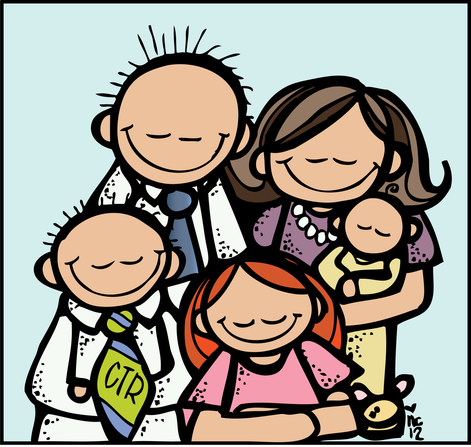 Family Cartoon Images - ClipArt Best