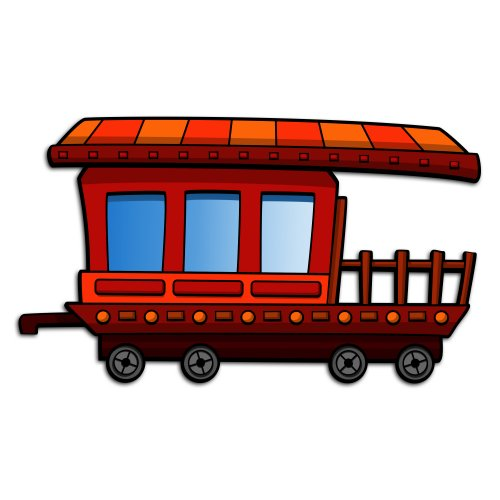 Train Caboose Clipart  Clipart Panda  Free Clipart Images