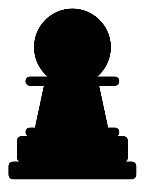 Chess Pieces clip art - vector clip art online, royalty free ...