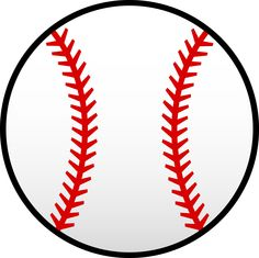 Baseball Or Softball Clipart - ClipArt Best