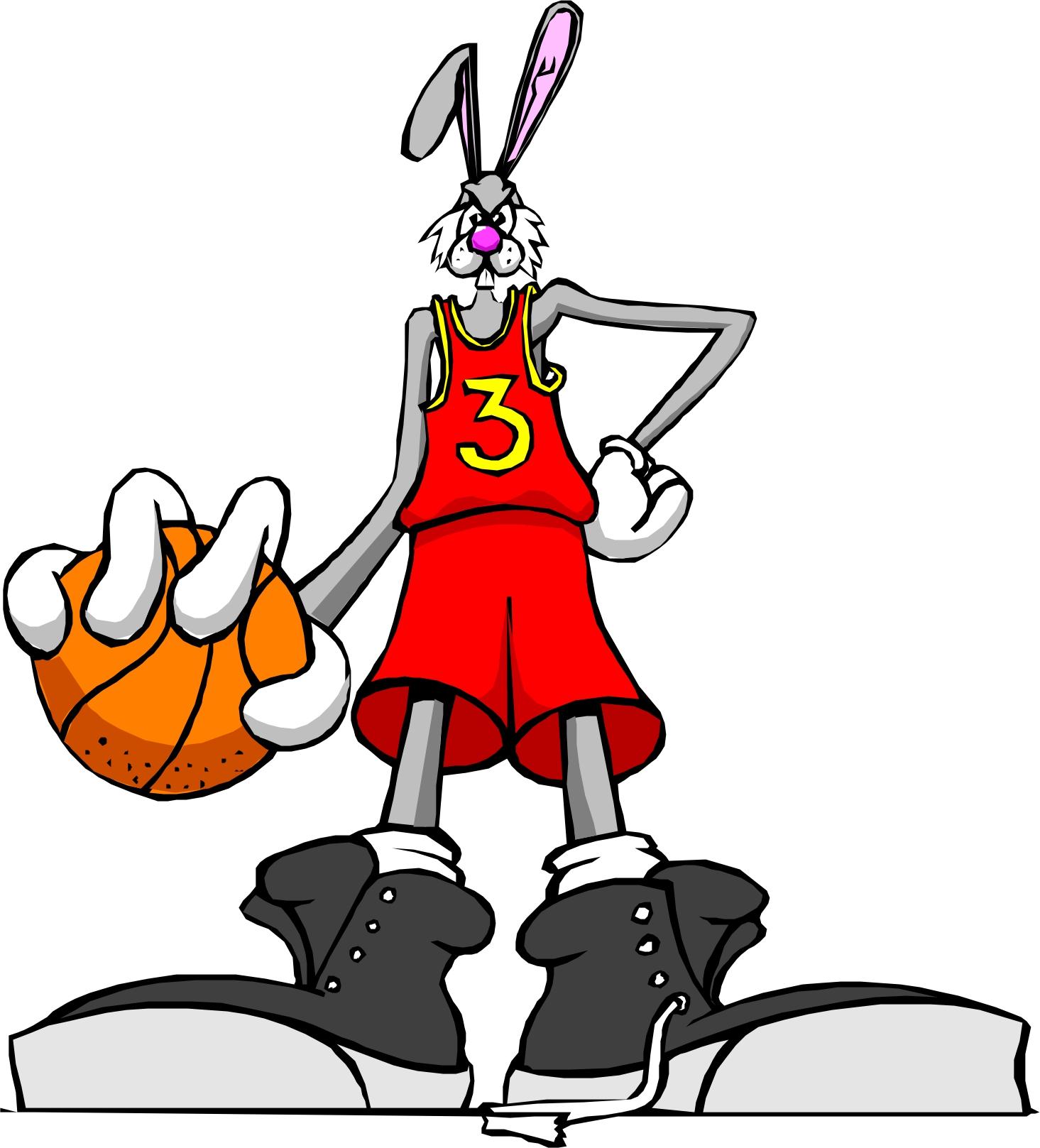 Cartoon Basketball Clipart - ClipArt Best