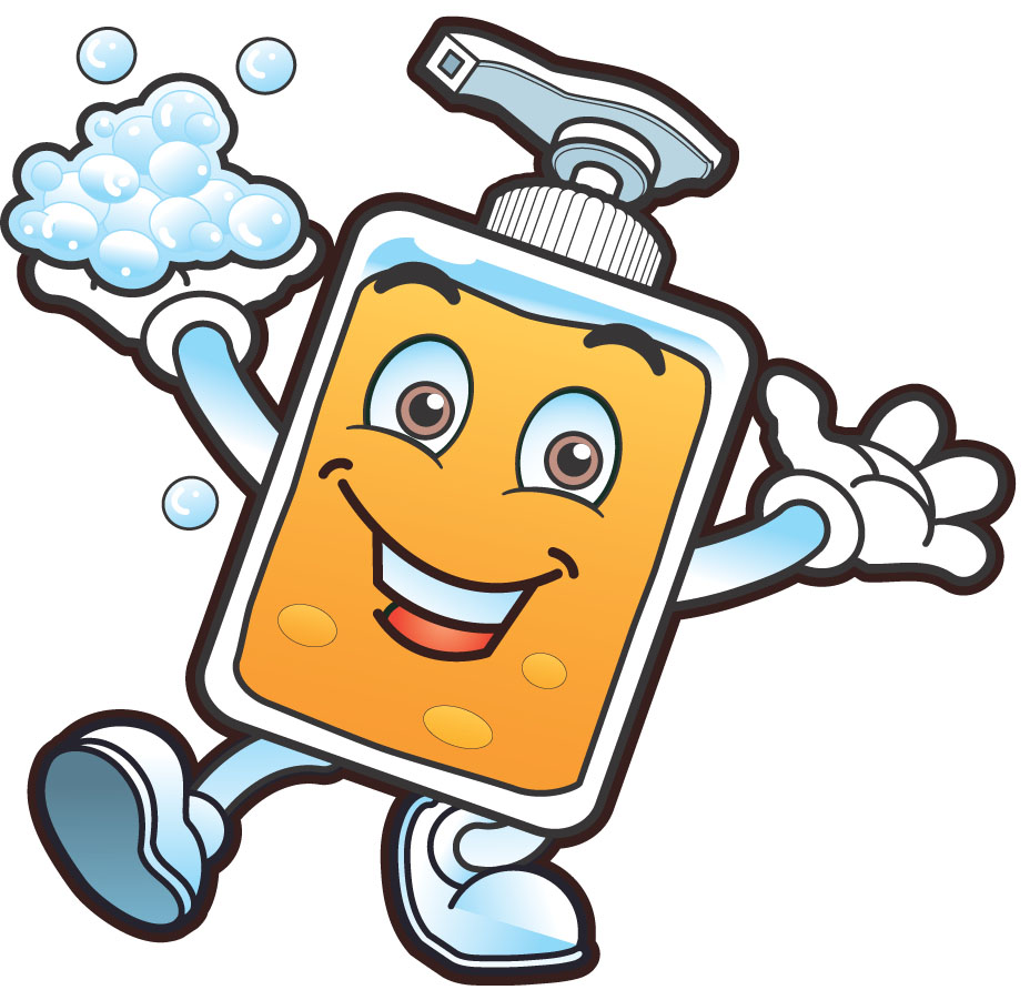 Hand Washing Clipart