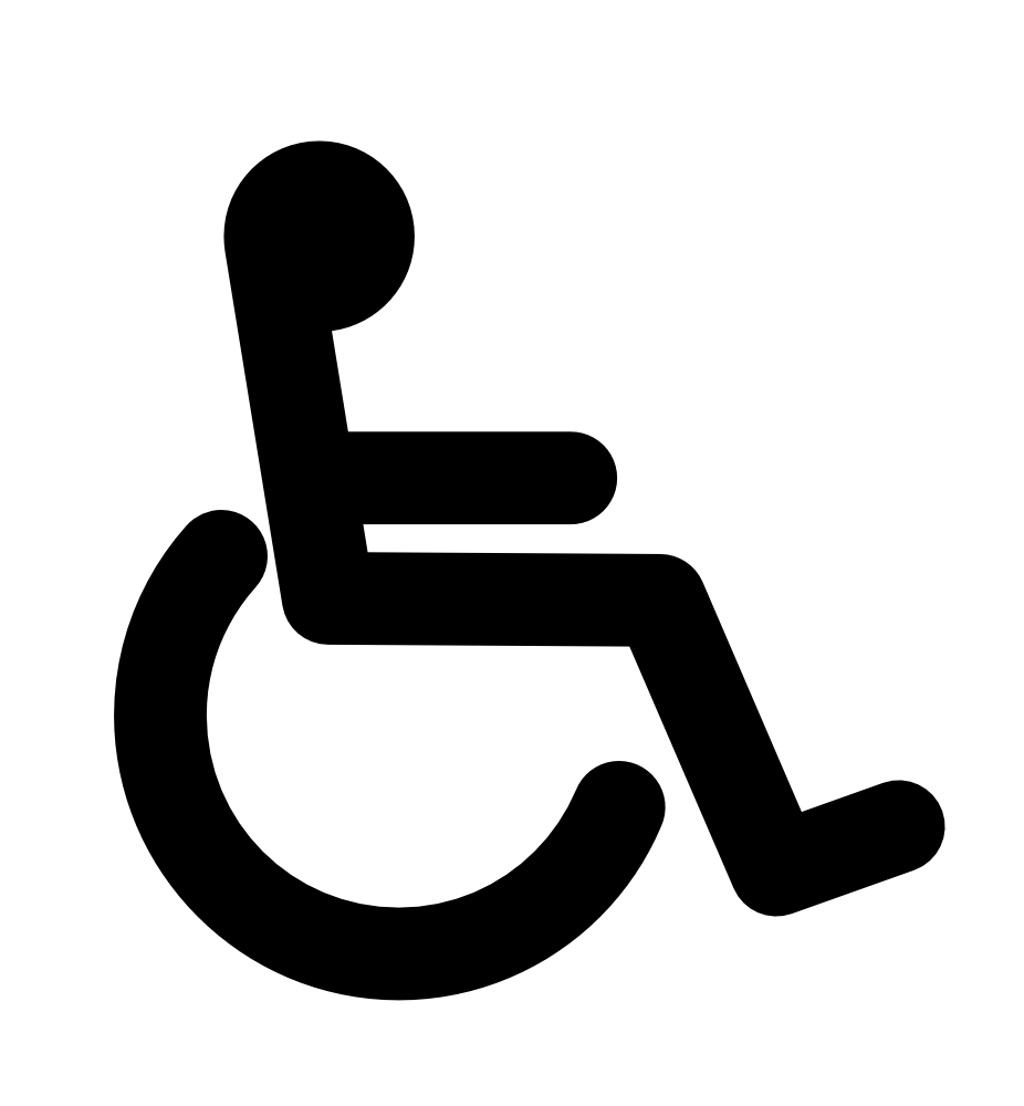 Papier peint 4 logo handicap  handicaper • PIXERS