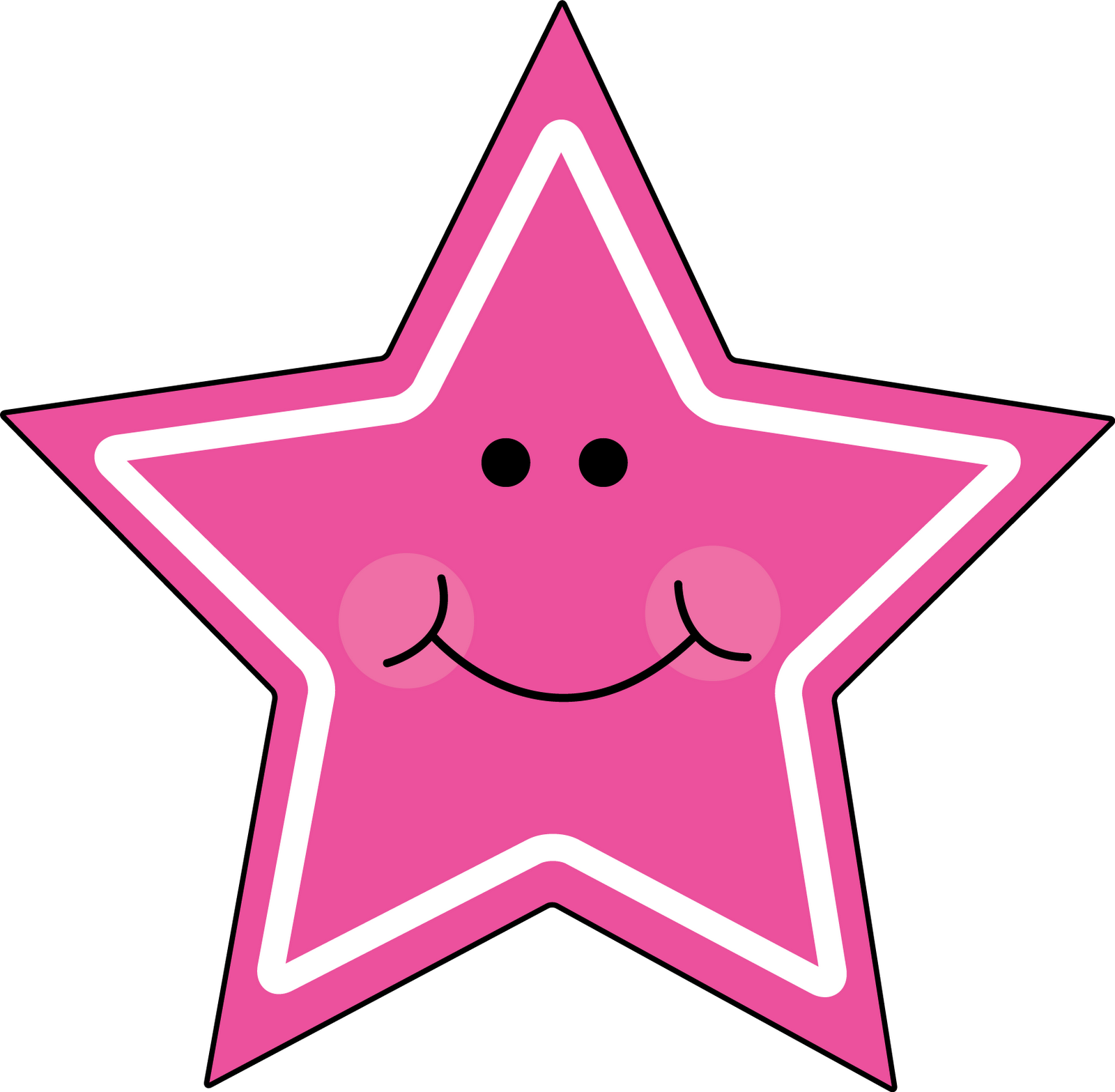 Star clipart for kids clipart best for Images of stars for kids