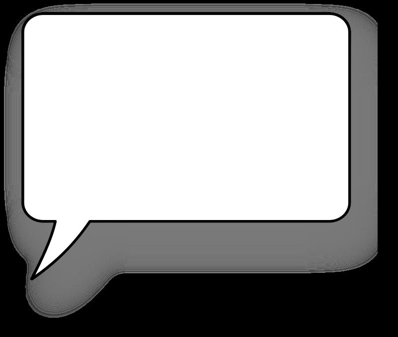 Speech Bubble Image - ClipArt Best