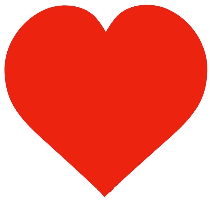 Valentine Heart Clipart Best