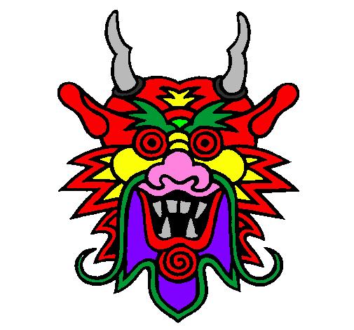chinese new year dragon clip art - photo #31